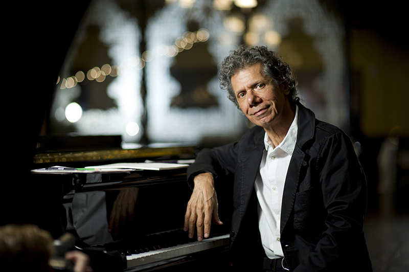 The Chick Corea Akoustic Band with John Patitucci and Dave Weckl ● BRUCE BARTH TRIO & RENE MARIE