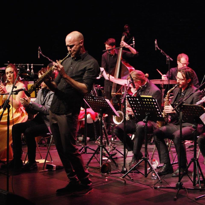 BVR Flamenco Big Band * Tony Desare Quartet