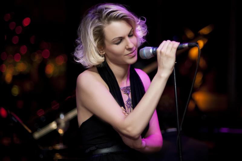 Karen Souza * Steve Gadd Band