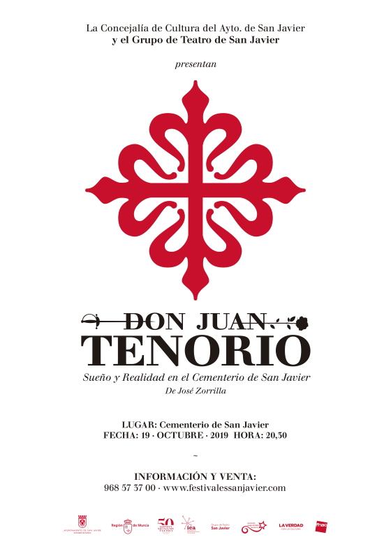 DON JUAN TENORIO *  Sueño y Realidad en el Cementerio de San Javier