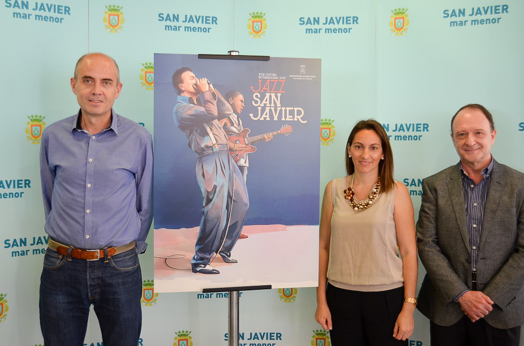 Presentada la programación completa del XVIII Festival de Jazz de San Javier